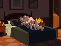 Американский папаша роджр занимаеца сексам